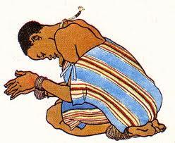 Venda life a venda womans respectful posture of greeting m4hsunfo