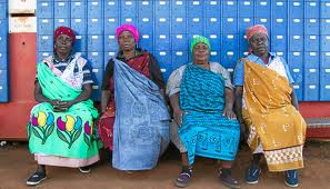 Fucked life neighboring shangaan women sitting at a post office m4hsunfo