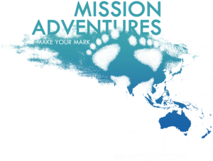 Mission trip promotional poster