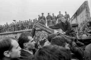 1989 - Fall of Berlin Wall