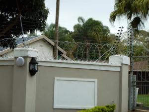 A not uncommon residential security - Durban